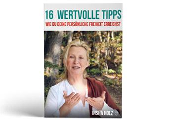 eBook: 16 wertvolle Tipps von Insha Holz